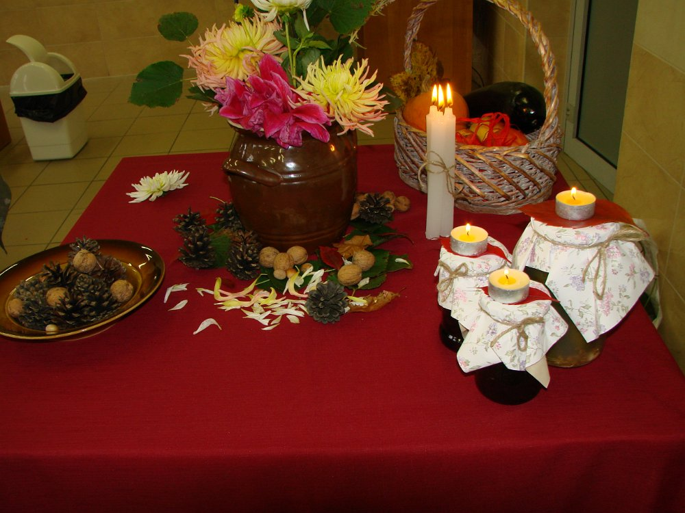 Jesień na stołach